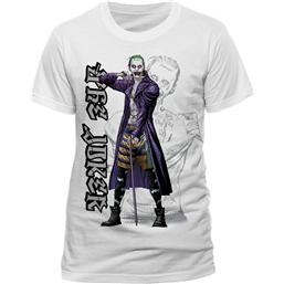 Suicide Squad T-Shirt Cartoon Joker