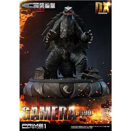 Gamera: Gamera 3 The Revenge of Iris Statue Gamera Deluxe Version 66 cm