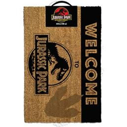 Jurassic Park & World: Jurassic Park Doormat Welcome To Jurassic Park 40 x 60 cm