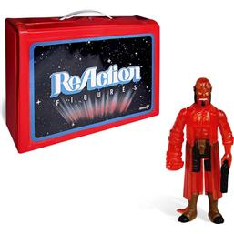 Hellboy: Hellboy ReAction Carry Case with Action Figure Hellboy Clear Red Variant SDCC 2018