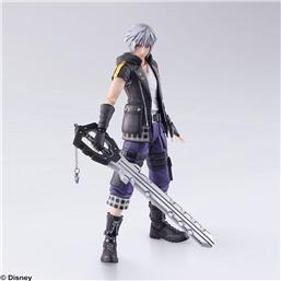 Kingdom Hearts: Kingdom Hearts III Bring Arts Action Figure Riku 16 cm