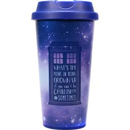 Doctor Who: Doctor Who Travel Mug Galaxy
