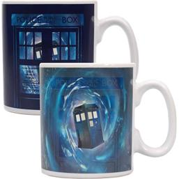 Doctor Who: Doctor Who Time Lord Heat Change Mug