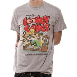 Looney Tunes: Looney Tunes T-Shirt Retro TV