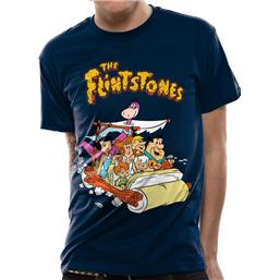 The Flintstones T-Shirt Car