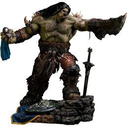 World Of Warcraft: Warcraft Epic Series Premium Statue Kargath Bladefist 60 cm
