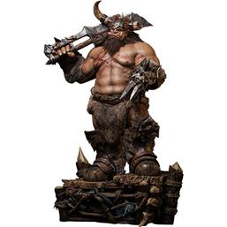 World Of Warcraft: Warcraft Epic Series Premium Statue Dark Scar 77 cm