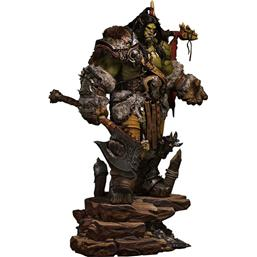 World Of Warcraft: Warcraft Epic Series Premium Statue Grom Hellscream 76 cm