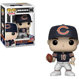 NFL - American Football: Mitch Trubisky POP! Vinyl Figur (#106)