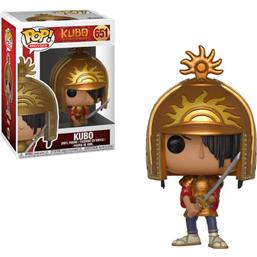 Kubo and the Two Strings: Kubo in Armour POP! Movies Vinyl Figur (#651)