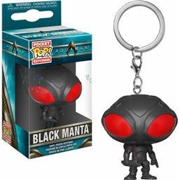 Black Manta Pocket POP! Vinyl Nøglering