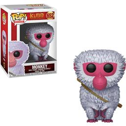 Kubo and the Two Strings: Monkey POP! Movies Vinyl Figur (#652)