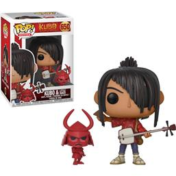 Kubo and the Two Strings: Kubo POP! Movies Vinyl Figur (#650)