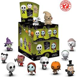 Nightmare Before Christmas: Nightmare before Christmas Mystery Mini Figures 5 cm