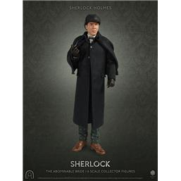 Sherlock Homes: Sherlock Collector Figure Series Action Figure 1/6 Sherlock Holmes The Abominable Bride 30 cm