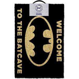 Welcome To The Bat Cave Dørmåtte