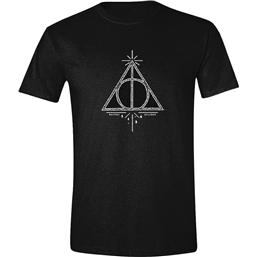 Harry Potter: Harry Potter T-Shirt Deathly Hallows Symbol