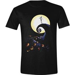 Nightmare Before Christmas: Cemetery Moon T-Shirt
