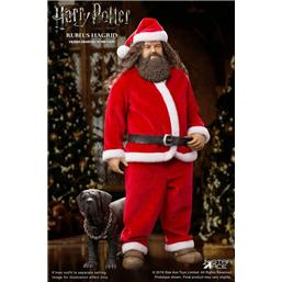 Harry Potter: Harry Potter My Favourite Movie Action Figure 1/6 Rubeus Hagrid XMAS Special Version 40 cm