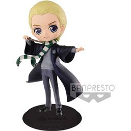 Harry Potter Q Posket Mini Figure Draco Malfoy B Pearl Color Version 14 cm