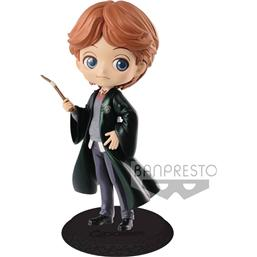Harry Potter Q Posket Mini Figure Ron Weasley B Pearl Color Version 14 cm