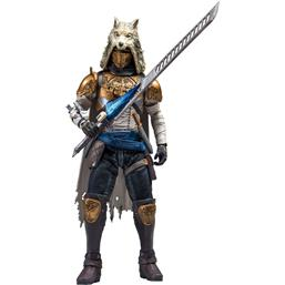 Destiny Color Tops Action Figure Iron Banner Hunter (Million Million Shader) 18 cm