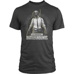 Playerunknown's Battlegrounds (PUBG) Premium T-Shirt Level 3