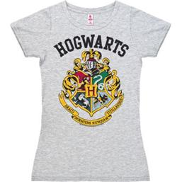 Hogwarts Logo T-Shirt (dame model)
