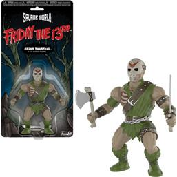 Friday The 13th: Friday the 13th Savage World Action Figure Jason 10 cm