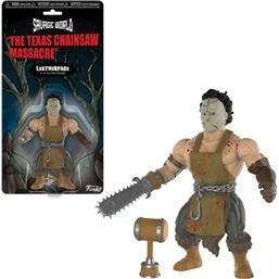 Texas Chainsaw Massacre: Texas Chainsaw Massacre Savage World Action Figure Leatherface 10 cm
