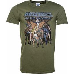 Masters Of The Universe T-Shirt He-Man Group