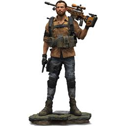 Division: Tom Clancy's The Division 2 PVC Statue Brian Johnson Agent 25 cm