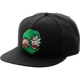 Rick and Morty Snap Back Cap Portal