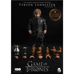 Game Of Thrones: Game of Thrones Action Figure 1/6 Tyrion Lannister Deluxe Version 22 cm