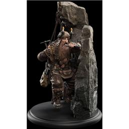 Hobbit: The Hobbit An Unexpected Journey Statue Dwarf Miner 17 cm