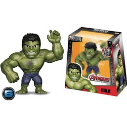 Marvel Metals Diecast Mini Figure Hulk 15 cm