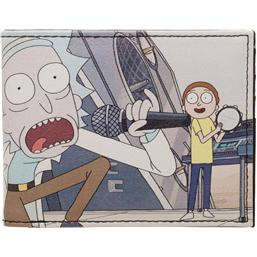 Rick and Morty Wallet Get Schwifty