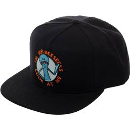 Rick and Morty: Rick & Morty Snap Back Cap Mr. Meeseeks