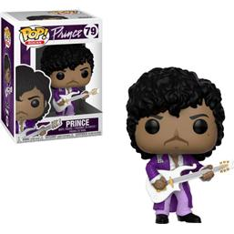 Prince Purple Rain POP! Rocks Vinyl Figur (#79)