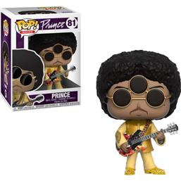Prince 3rd Eye Girl POP! Rocks Vinyl Figur (#81)