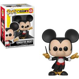 Conductor Mickey POP! Vinyl Figur (#428)