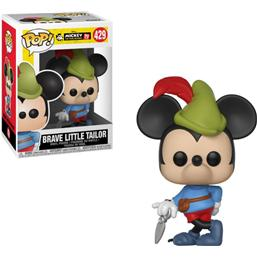 Brave Little Tailor Mickey POP! Vinyl Figur (#429)