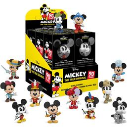 Mickey Mouse Mystery Mini Vinyl Figur - 90th Anniversary