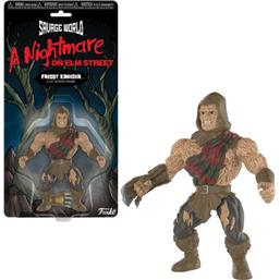 A Nightmare On Elm Street: Nightmare on Elm Street Savage World Action Figure Freddy 10 cm