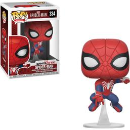 Masked Spider-Man POP! Games Vinyl Figur (#334)
