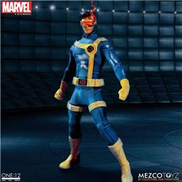 Marvel: Marvel Universe Light-Up Action Figure 1/12 Cyclops 16 cm