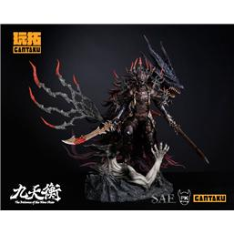Diverse: The Balance of Nine Skies Statue 1/6 Nie Long by PKking 30 cm