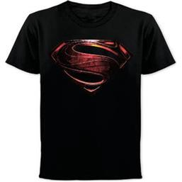 Man of Steel T-Shirt Logo Superman