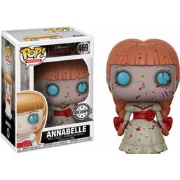 Annabelle (Bloody) POP! Movies Vinyl Figur (#469)