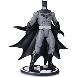 Batman Black & White Action Figure Batman by Greg Capullo 17 cm